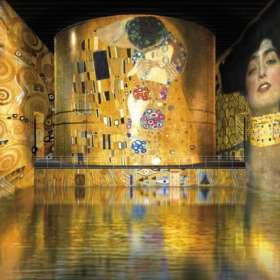 «Gustav Klimt, d'or et de couleurs» à Bordeaux